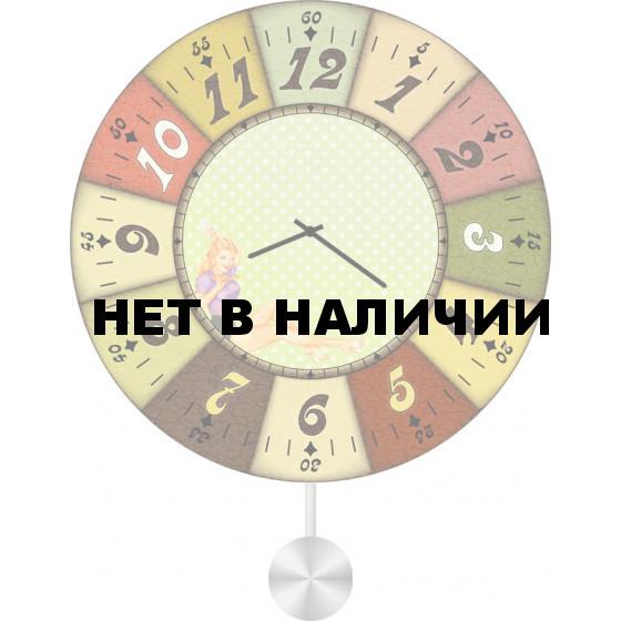 Настенные часы SvS 3512303