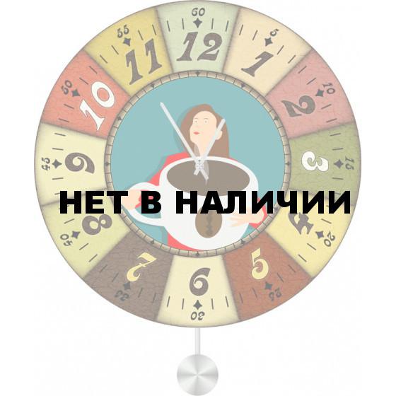Настенные часы SvS 3512305