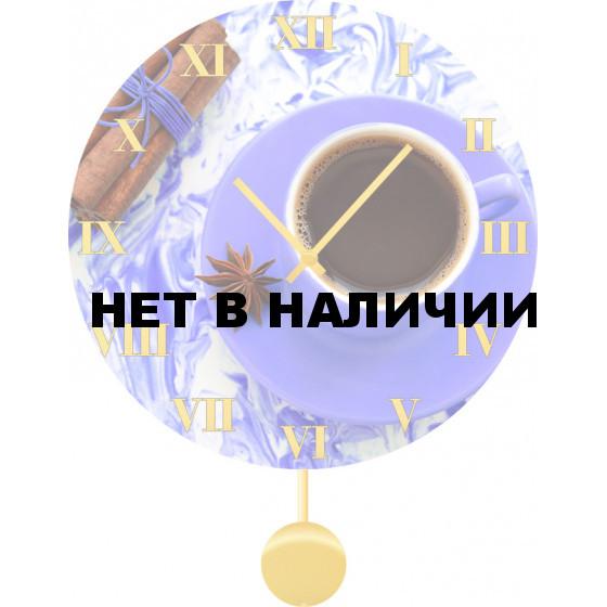 Настенные часы SvS 3512309