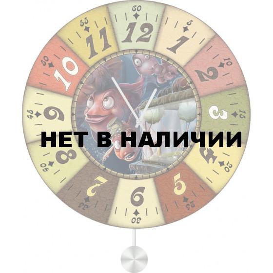 Настенные часы SvS 3512319