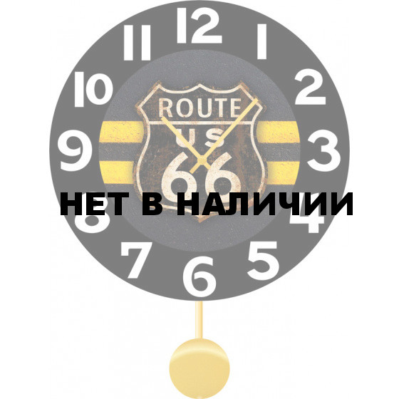 Настенные часы SvS 3512382
