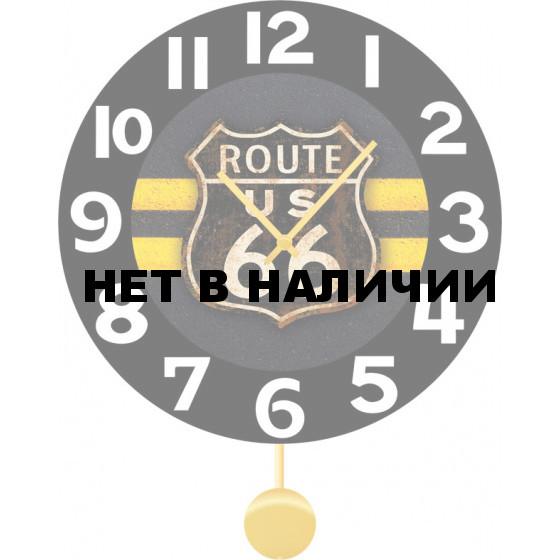 Настенные часы SvS 3512383