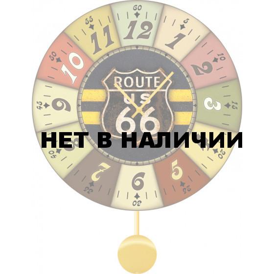 Настенные часы SvS 3512384