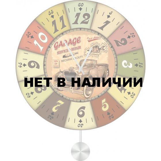 Настенные часы SvS 3512386