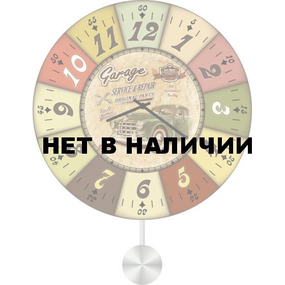 Настенные часы SvS 3512395