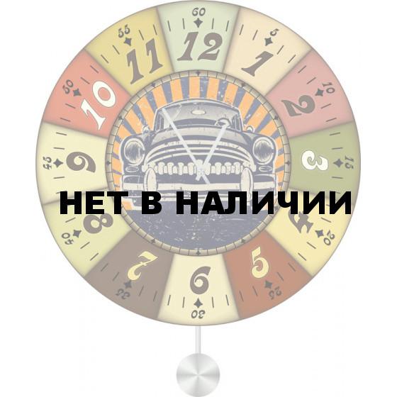 Настенные часы SvS 3512403