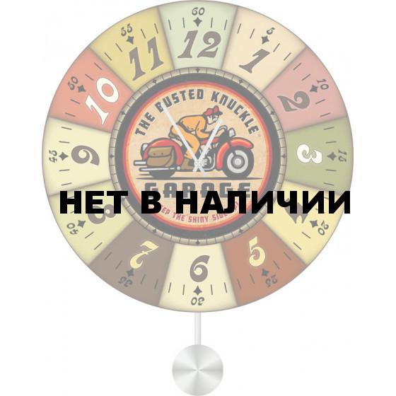 Настенные часы SvS 3512405