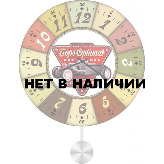 Настенные часы SvS 3512406