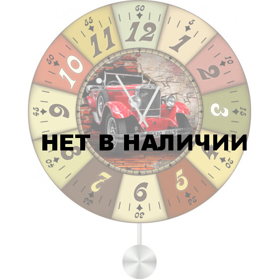 Настенные часы SvS 3512409