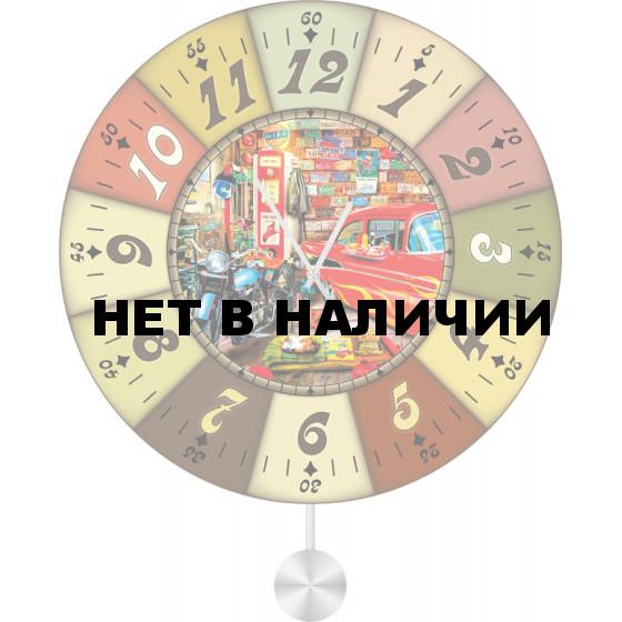 Настенные часы SvS 3512414