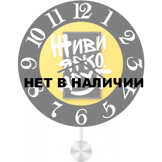 Настенные часы SvS 3512563