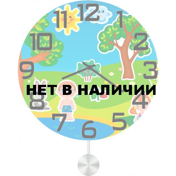 Настенные часы SvS 3512626