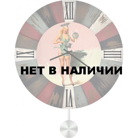 Настенные часы SvS 3512680