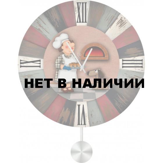 Настенные часы SvS 3512685
