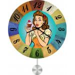 Настенные часы SvS 3512719