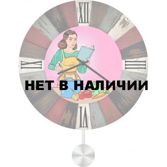 Настенные часы SvS 3512726