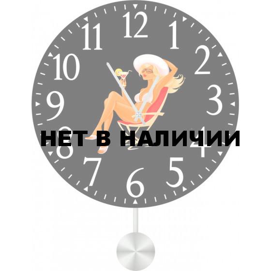 Настенные часы SvS 3512744