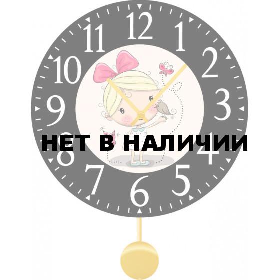 Настенные часы SvS 3512746