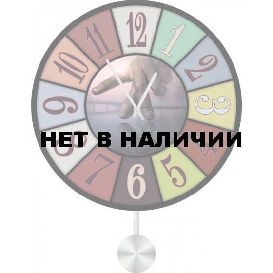 Настенные часы SvS 3512766