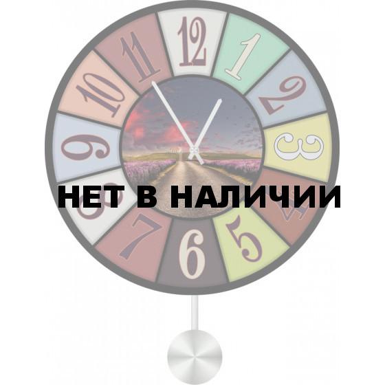 Настенные часы SvS 3512768