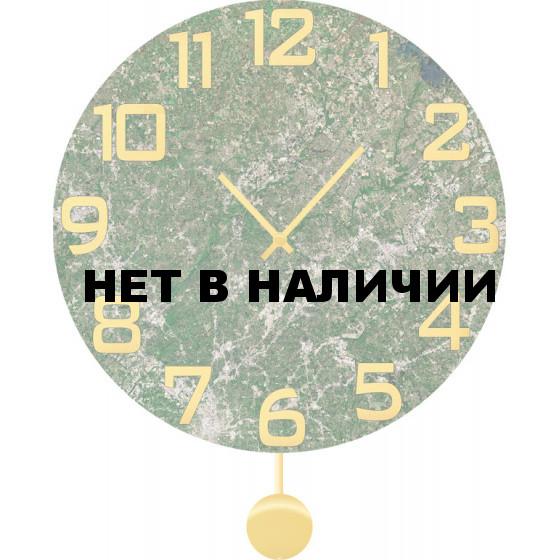 Настенные часы SvS 3512806