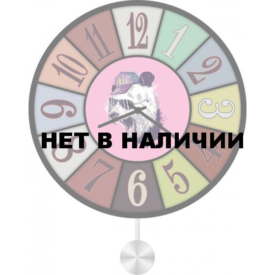 Настенные часы SvS 3512944