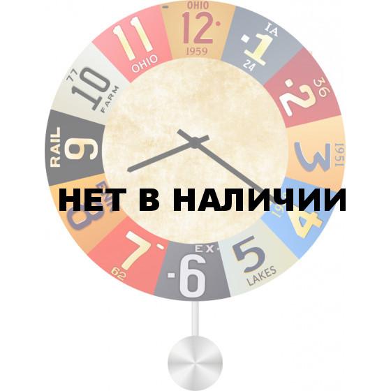 Настенные часы SvS 3512949