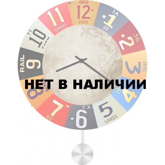 Настенные часы SvS 3512954