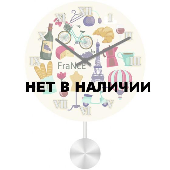 Настенные часы SvS 4011569