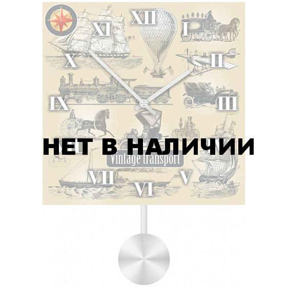 Настенные часы SvS 4011588