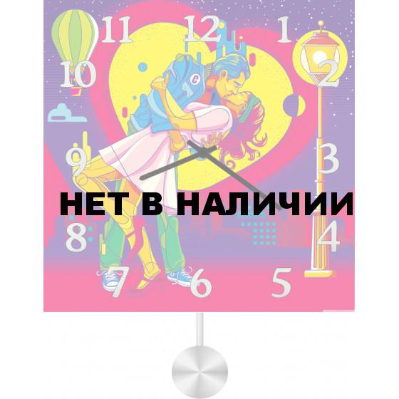 Настенные часы SvS 4011760