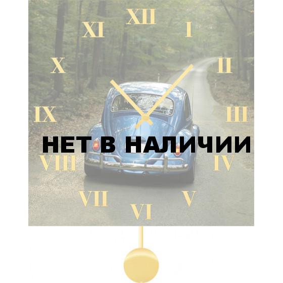 Настенные часы SvS 4011986