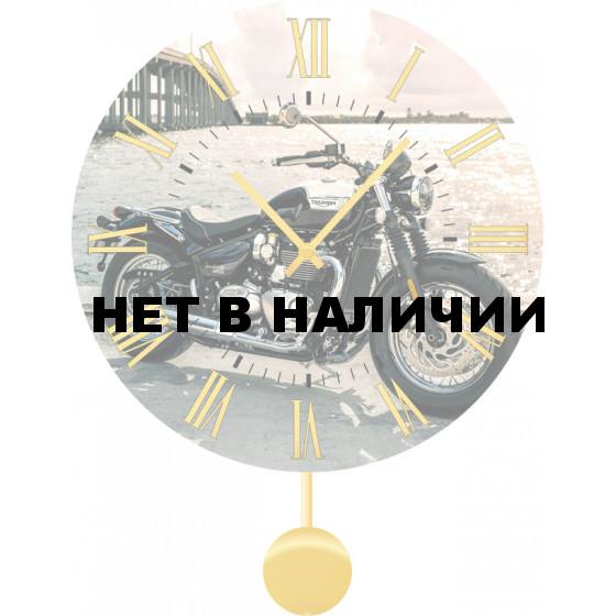 Настенные часы SvS 4012022
