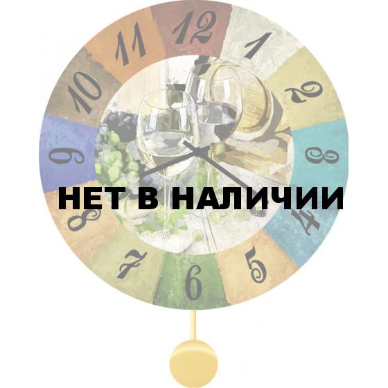 Настенные часы SvS 4012109