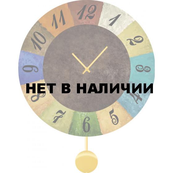 Настенные часы SvS 4012133