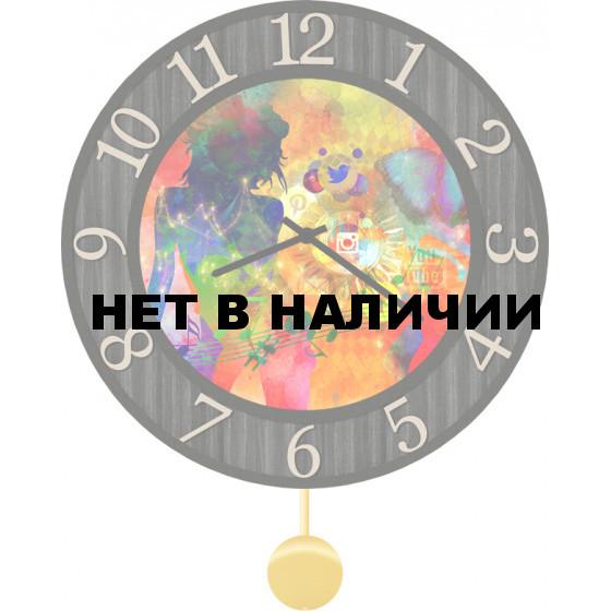 Настенные часы SvS 4012195