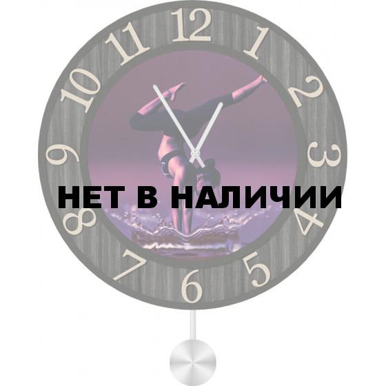 Настенные часы SvS 4012204