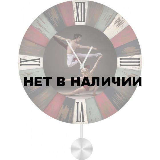 Настенные часы SvS 4012217