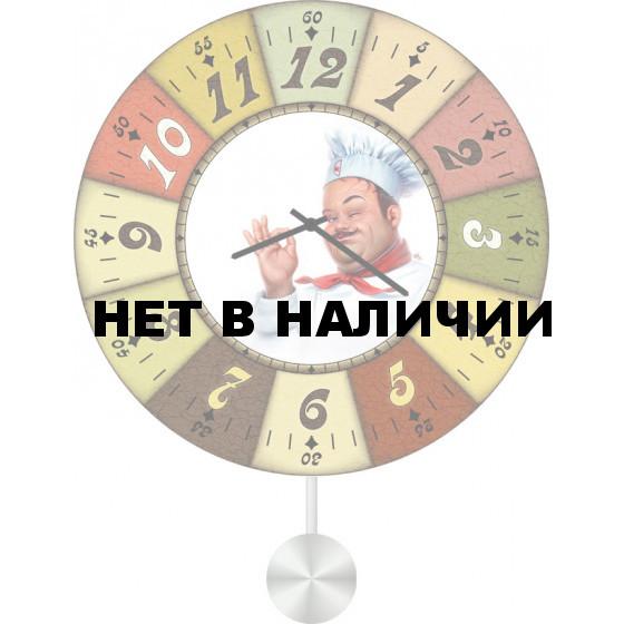 Настенные часы SvS 4012323