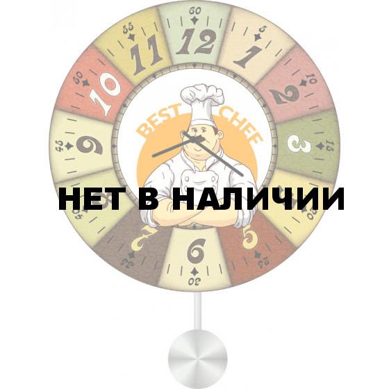 Настенные часы SvS 4012325