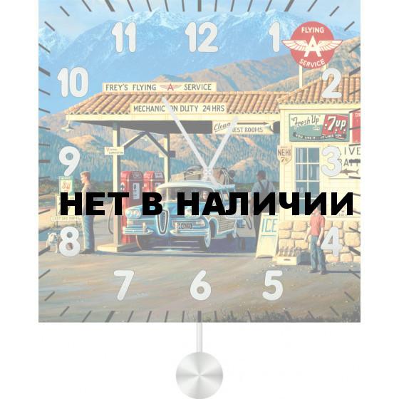 Настенные часы SvS 4012378