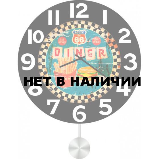 Настенные часы SvS 4012381
