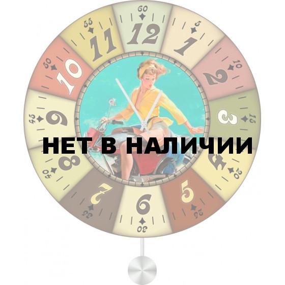 Настенные часы SvS 4012404