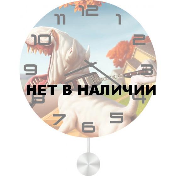 Настенные часы SvS 4012492