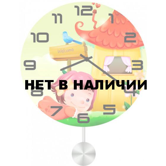 Настенные часы SvS 4012658