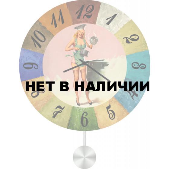 Настенные часы SvS 4012672