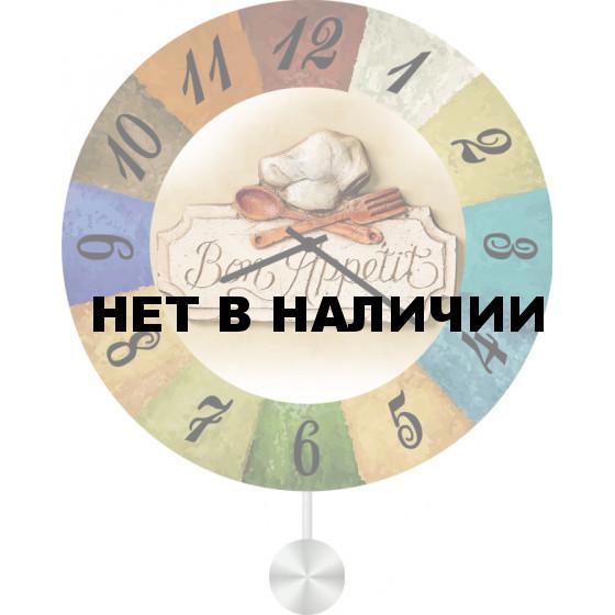 Настенные часы SvS 4012707