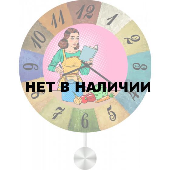 Настенные часы SvS 4012723