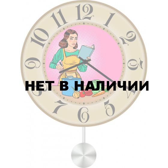 Настенные часы SvS 4012725