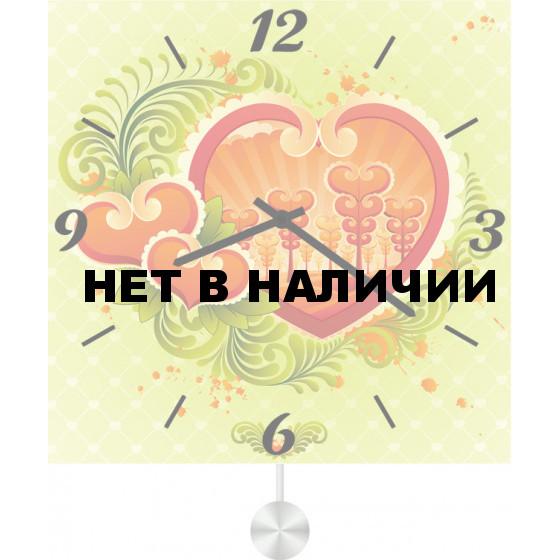 Настенные часы SvS 4012760